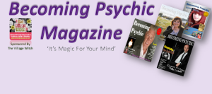becoming psychic mag