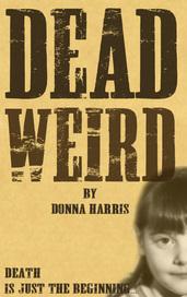 donna harris dead weird
